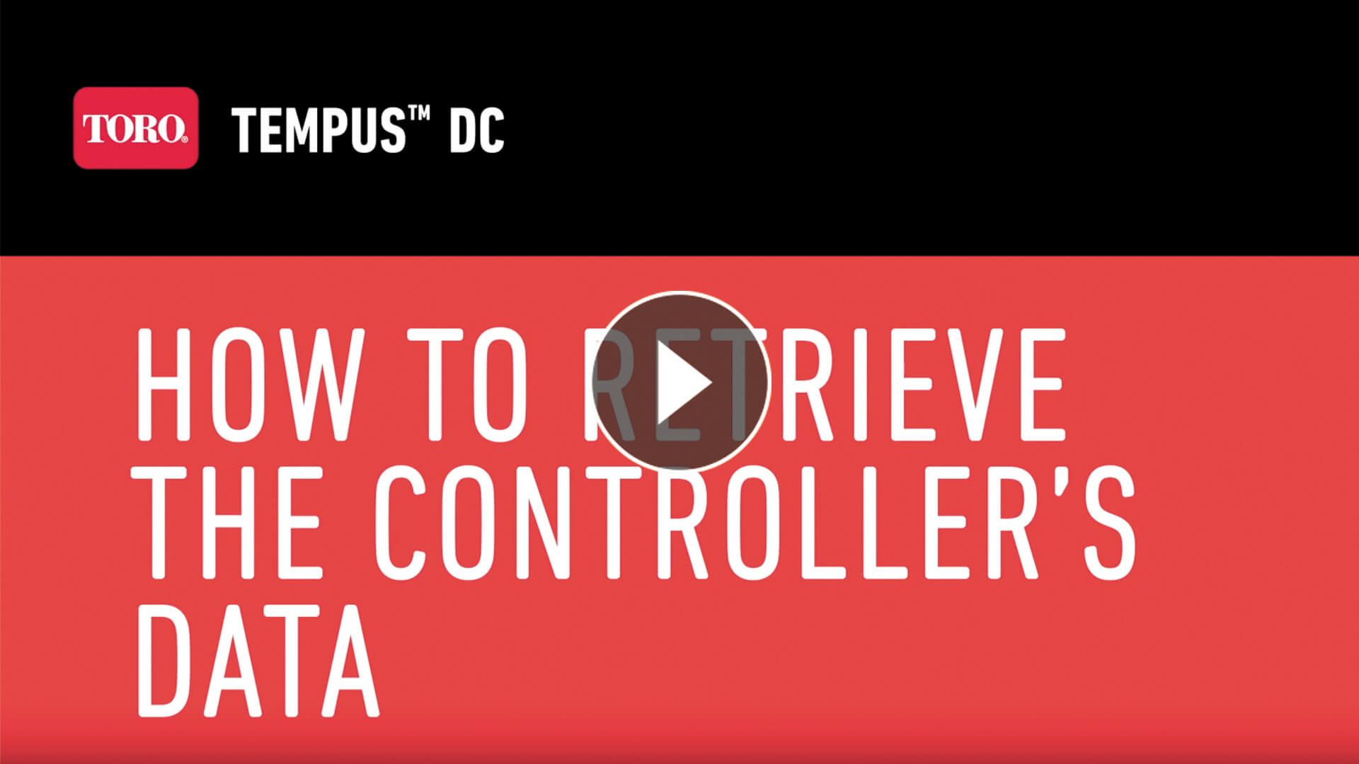 How To Retrieve Your Controller's Data
